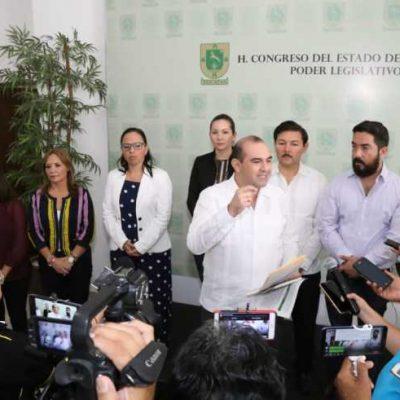 Diputados del PRI reiteran su aval al Paquete Fiscal 2020 de Mauricio Vila