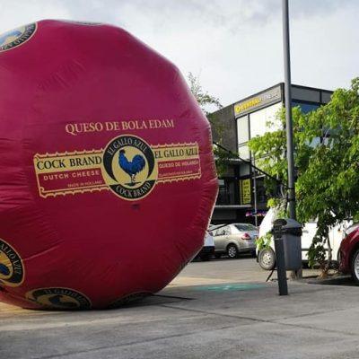 'Cocinan' la Primera Feria del Queso de Bola en Mérida, el 21 de diciembre