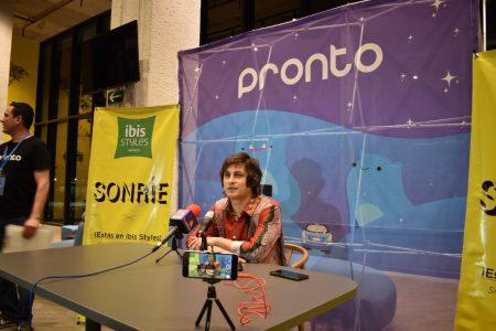 Con música de Siddhartha, la plataforma Pronto comienza operaciones en Mérida