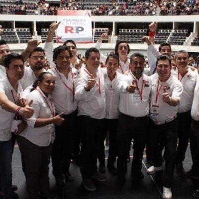 Con olor a tufo comienza en Yucatán un nuevo partido político