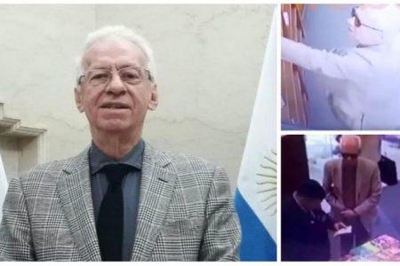 Ex embajador de México en Argentina tiene síndrome que altera su conducta