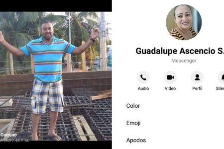 Piden ayuda para localizar a veracruzanos desaparecidos en Mérida