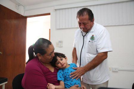 Salud de los meridanos, una prioridad del Ayuntamiento que encabeza Renán Barrera