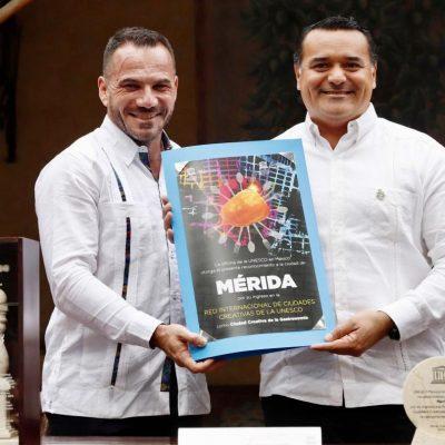 Mérida avanza hacia un futuro creativo para mejorar la vida de sus ciudadanos
