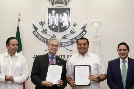 El Ayuntamiento firma convenio con la Universidad de las Américas Puebla