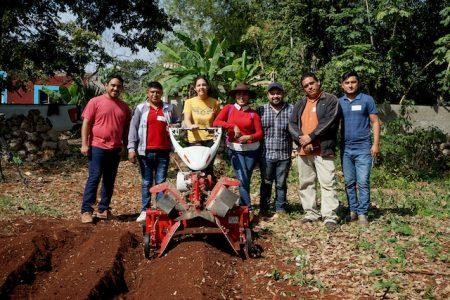 Pueblos mayas redescubren ecotecnias para aprovechar mejor los recursos naturales