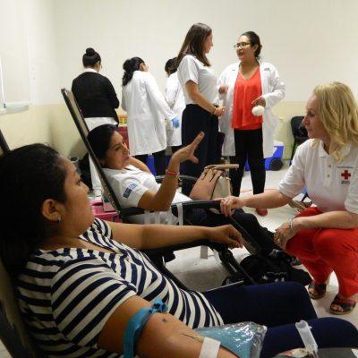 Donar sangre, proceso rápido, seguro y confidencial