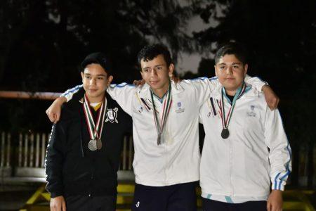 Joven arquero destaca por Yucatán en campeonato nacional
