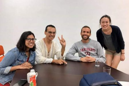 Harvard visita el Instituto Tecnológico Superior de Progreso