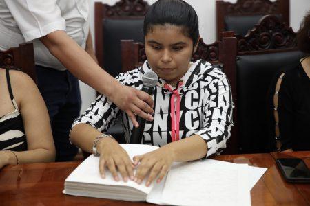 Yucatán ya tiene Ley de Transparencia en Braille