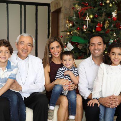 Recibe el Gobernador Mauricio Vila a Monseñor Jorge Carlos Patrón Wong