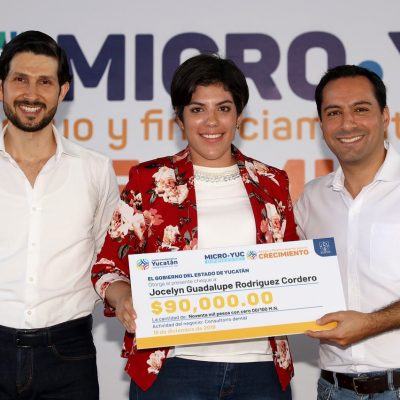 Con financiamiento accesible, MicroYuc ayuda a consolidar negocios locales