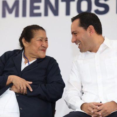 Mauricio Vila reconoce labor, esfuerzo y dedicación de enfermeras y enfermeros