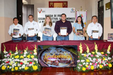 Realizarán segundo Festival Gastronómico de Valladolid: este 11 de enero