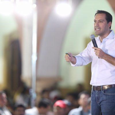 Ocho gobernadores vienen al primer informe de Mauricio Vila