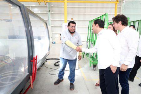 Yucatán, lugar próspero y seguro para las inversiones
