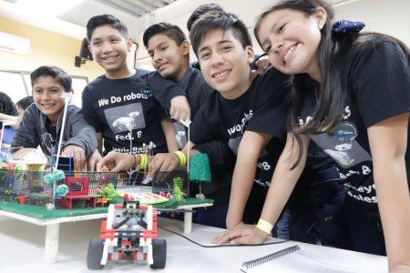Estudiantes yucatecos, a la final del Torneo Nacional de Robótica First Lego League