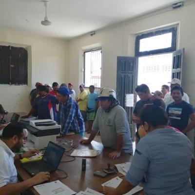 Por veda del mero, darán empleo temporal a 10 mil pescadores de Yucatán