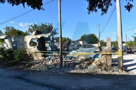 Identifican al fallecido tras la explosión en Francisco Villa Oriente Kanasín
