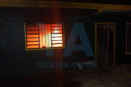 Incendio en San Camilo trae a la memoria la trágica explosión en Kanasín