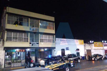 Lo encuentran ahorcado en céntrico hotel de Mérida