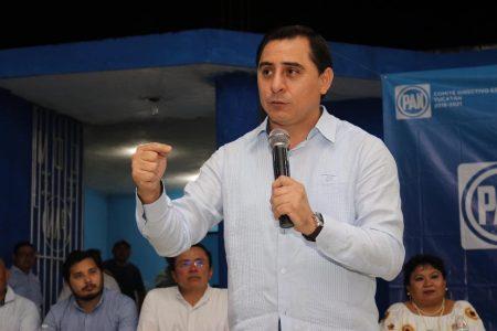 Es irresponsable decir que no hay recorte en Yucatán, le dice el PAN a Morena