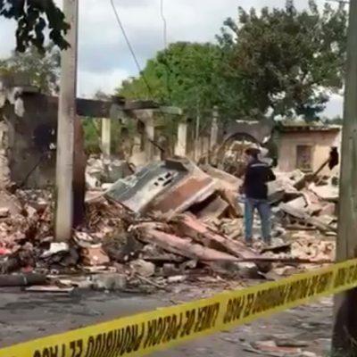 Kanasín amanece con el rostro de la tragedia; surge solidaridad con las víctimas