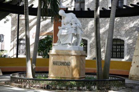 Devuelven a los meridanos el Monumento a la Madre: costó $124 mil restaurarlo