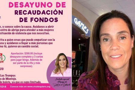 Colabora para crear un nuevo refugio para mujeres en Mérida