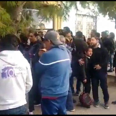 Tiroteo en primaria de Torreón deja dos muertos