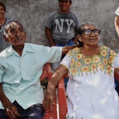 Don Juan Cástulo, 101 años de vida orgánica y fortaleza de espíritu