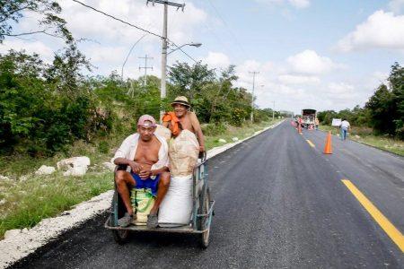 Modernizan camino rural que conecta Caucel y Cheumán