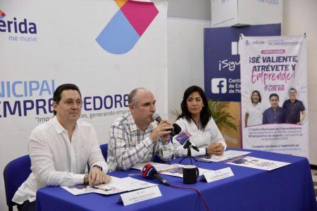 El Ayuntamiento apoyará 100 proyectos de emprendedores meridanos