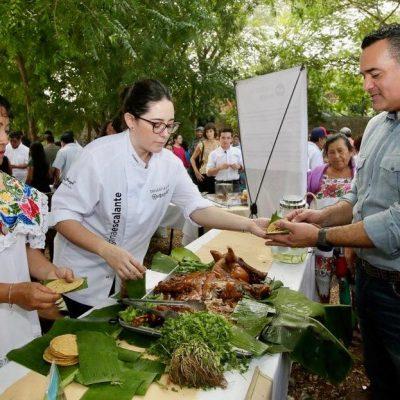 Restaurantes de Puebla rinden homenaje gastronómico a Mérida