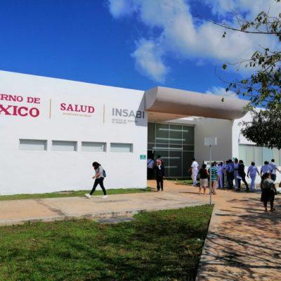 Inauguran en Tekax el primer hospital del Insabi en Yucatán