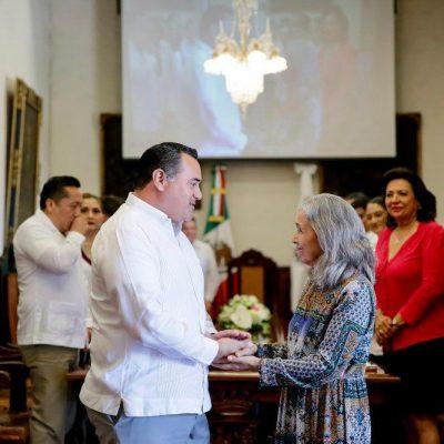 Cabildo de Mérida recuerda el Primer Congreso Feminista en Yucatán