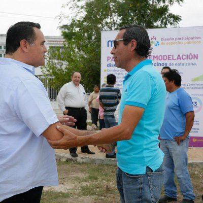 La participación ciudadana rinde buenos frutos en Mérida
