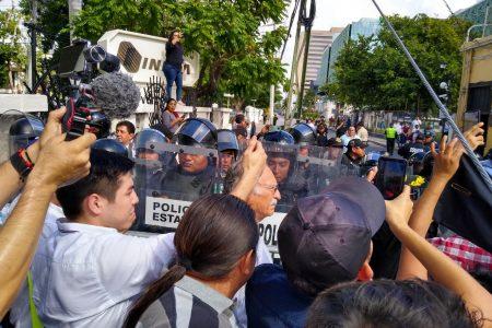 """Denuncia el PAN presencia de partidos detrás de """"marcha ciudadana"""""""