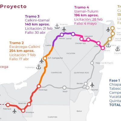 Tren Maya y ducto de gas, complemento para el desarrollo de Yucatán