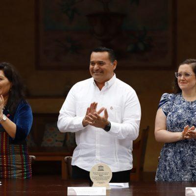 Mérida, comprometida con el desarrollo integral inclusivo