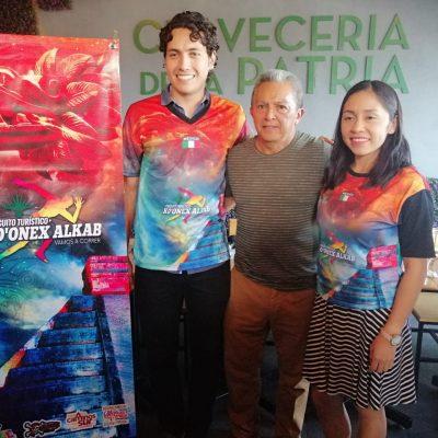 Pareja de jóvenes de Yucatán participarán en el Medio Maratón de Guadalajara