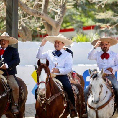 Realizan Primera Copa Charras en honor a Mérida por su 478 aniversario