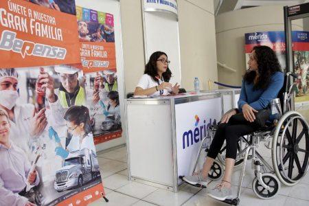 Realizan la primera Jornada de Empleo para Personas con Discapacidad Motriz