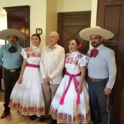 Con gran charreada, celebra la Hacienda Kancabchén su 31 aniversario