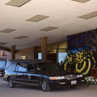 Dan último adiós al autor del tiroteo en escuela de Torreón