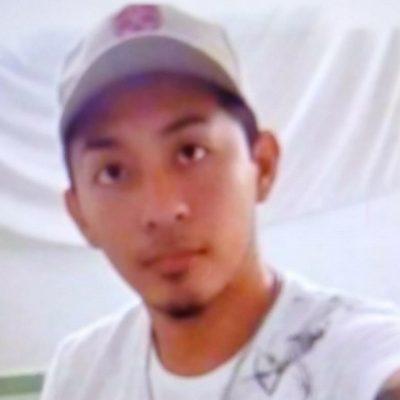 Joven meridano está desaparecido desde hace 11 días