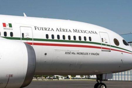 AMLO propone rifar el avión presidencial: a 500 pesos el boleto