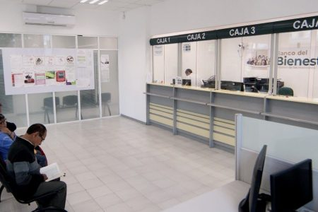 Banco del Bienestar tendrá sucursales en 10 municipios de Yucatán