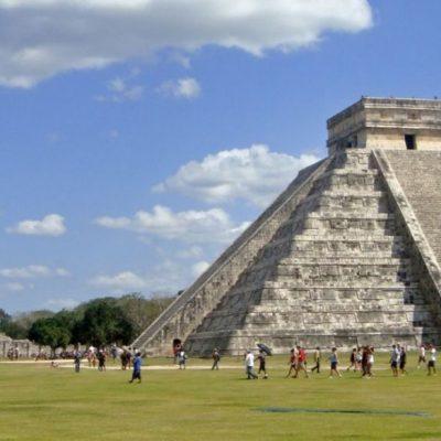 Chichén Itzá marca récord de afluencia: recibe un solo día casi 19 mil visitantes