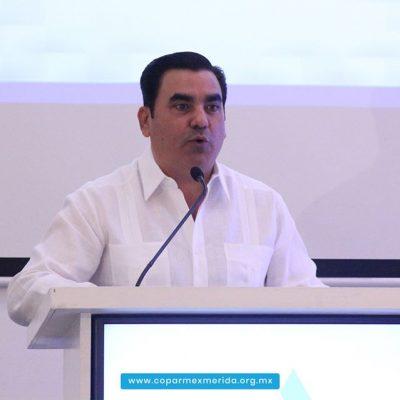 Sector empresarial mantiene su confianza en Yucatán: Coparmex